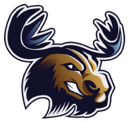 Athletics Moose Logo