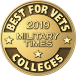 Best for Vets, Colleges, 2019 Military Times.
