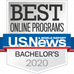 US News, Best Online Programs, Bachelor's, 2019