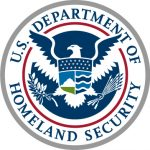 US Dept of Homeland Security Badge