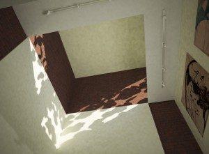 Light Shaft Rendering