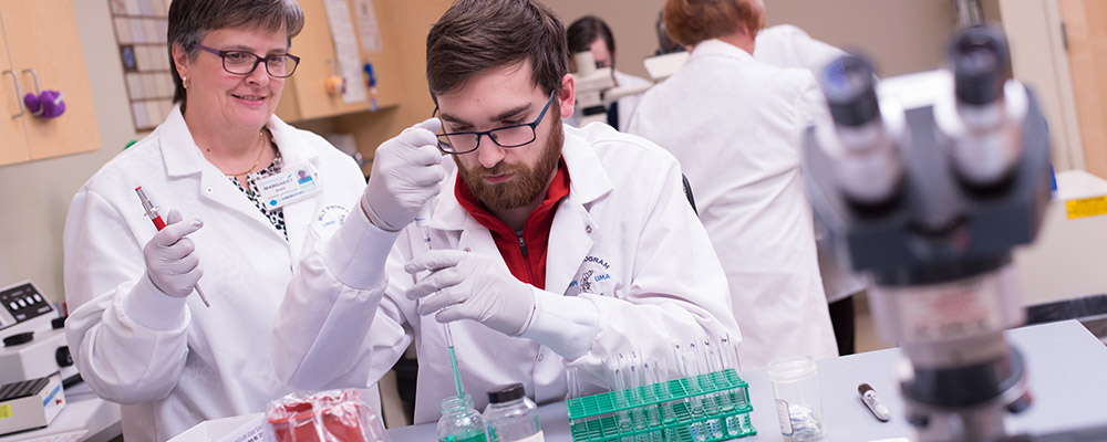 Med Lab Tech at UMA