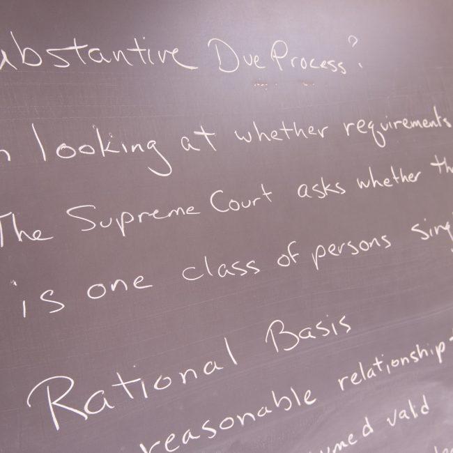 Justice Studies at UMA