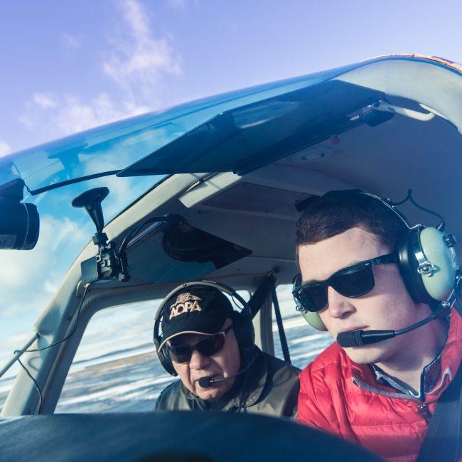 Aviation at UMA