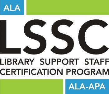 Library Support Staff Certification Program Logo