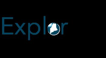 Logo of ExplorEC: Early College at Maine's Public Universities