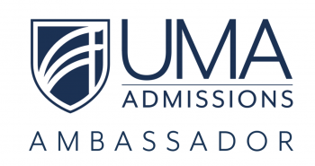 UMA Admissions Ambassador logo