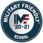 Military Friendly School 2020-2201