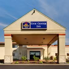 Best Western Plus Civic Center Inn