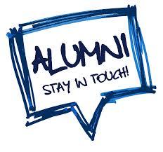 Alumni stay in touch