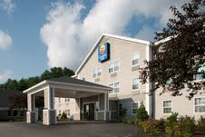 Comfort Inn Civic Center Drive