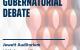 Gubernatorial debate. Jewett AUditorum, UMA Augusta Campus, Oct 25 at 7pm.