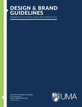 UMA Design & Brand Guidelines Cover