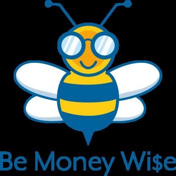 UMA MoneyWise logo. Be Money Wise.