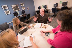 UMA Ellsworth Center Classroom