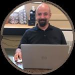 Jon Beaulieu is the UMA Brunswick Center's Technology tutor