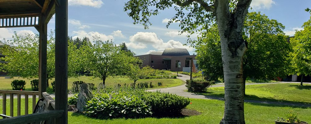 Augusta campus green