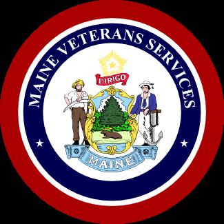 Maine Veterans Services crest