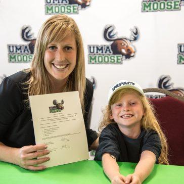 Moose Basketball Makes an IMPACT