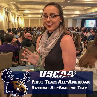 Caitlin LaFountain USCAA All American