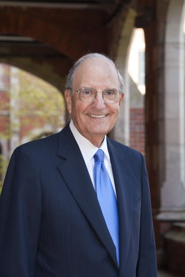 The Honorable George J. Mitchell to Address Graduates at University of Maine at Augusta Commencement Ceremonies | May 12 at 10am