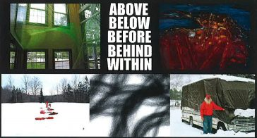 Above, Below, Before, Behind, Within | Oct 4 – Nov 7