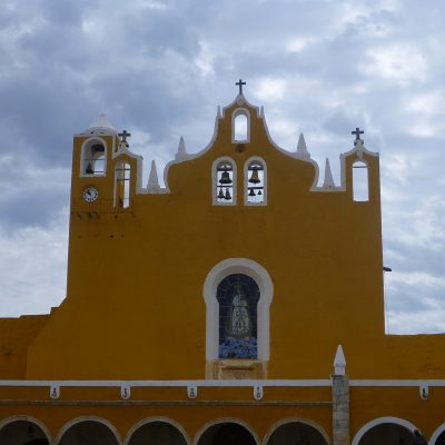 Izamal church