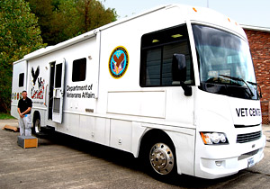 Veterans' Affairs Mobile Information Van at UMA Rockland | Oct 23