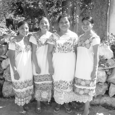 Petronilla & 3 daughters