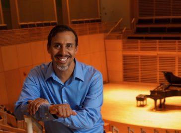 George Lopez, Classical Pianist, Will Perform at UMA Jewett Auditorium | Nov 18