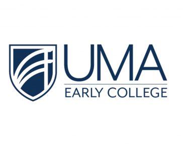 UMA Early College logo