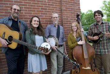 Sandy River Ramblers Will Perform at UMA Jewett Auditorium