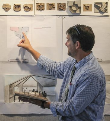 UMA Bachelor of Architecture Program awarded accreditation from NAAB