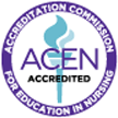 Accreditation Commission for Education in Nursing (ACEN) Seal