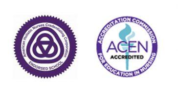 Nursing Accreditation Badges