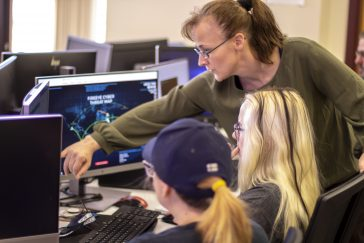 Cybersecurity Bachelor's degree at UMA designated as a National Center of Academic Excellence by NSA
