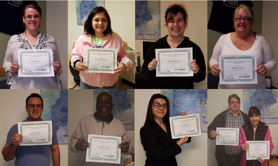 Summer 2019 LeAP Scholarship Recipients
