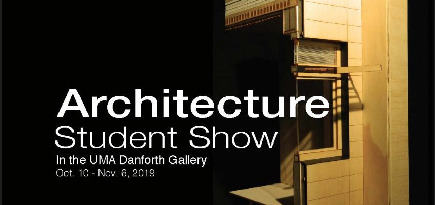 Architecture Student Show