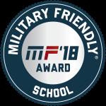 2018 Military Friendly School