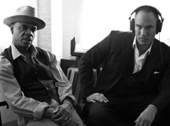 Marc Anthony Thompson and Roger Guenveur Smith