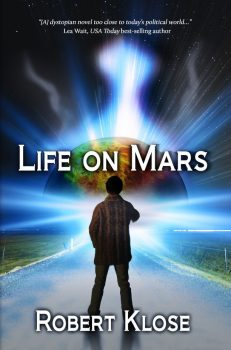 Life on Mars full cover