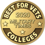 UMA Awarded 2020 Best for Vets Colleges by Military Times