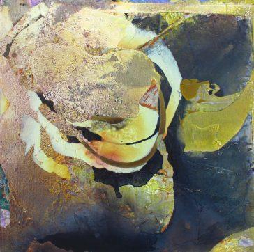 Katie St. Clair Bitter Poisonpie 30x30 - 2020 Danforth Gallery
