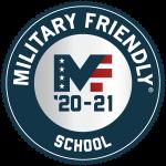 UMA Awarded 2020-20201 Military Friendly School badge