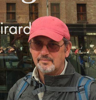 Robert Katz, UMA art faculty member