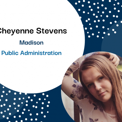 Fall 2020 Raffle Winner - Cheyenne Stevens