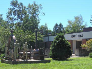 UMA Jewett Hall