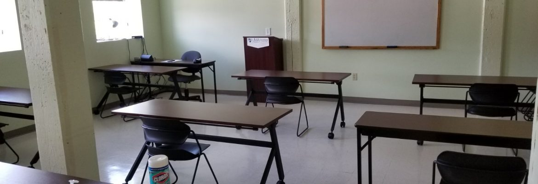 Rumford center classroom