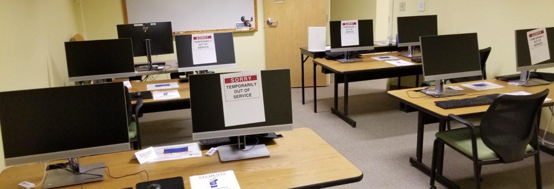Rumford center computer lab
