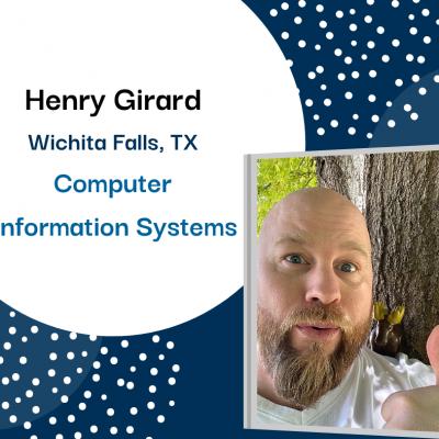 Henry Girard of Wichita Falls, TX - CIS